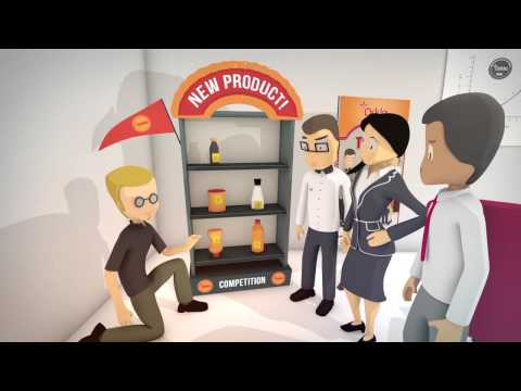 Working as a Brand Manager at Orkla