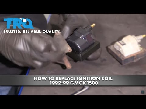 How To Replace Ignition Coil 1992-99 GMC K1500
