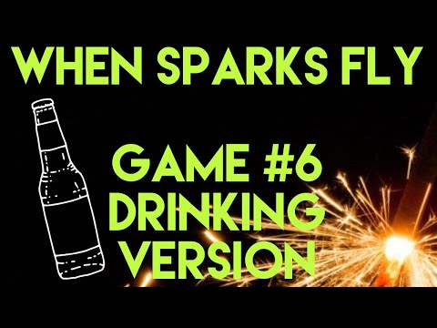 When Sparks Fly #6 Drinking Version - Interactive Game for Couples / Drinking Game