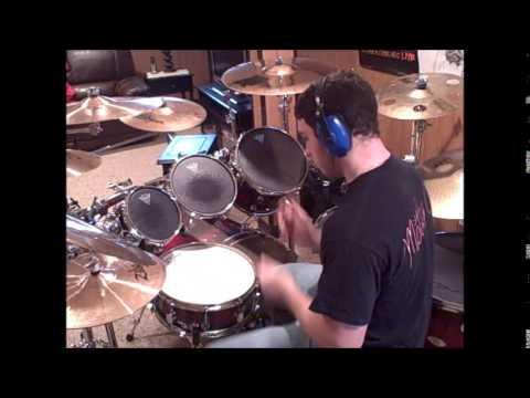 Motley Crue-Shout At The Devil FULL Album Drum Cover - YouTube