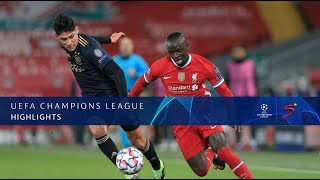 UEFA Champions League | Liverpool v Ajax | Highlights