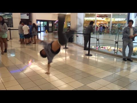 Bboy Mall Sesh