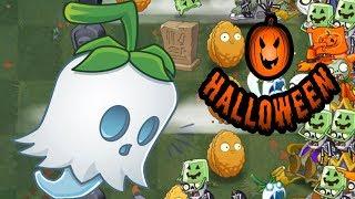 LỄ HỘI HALLOWEEN BẮT ĐẦU | Plants Vs Zombies 2 | Hoa Quả Nổi Giận 2
