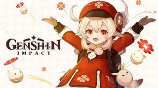 «Ду-ду-ду!» Кли (Пиро) - Новый персонаж | Genshin Impact