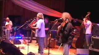"Railroad Earth and Vince Herman ""Up on the Hill where they do the Boogie"""