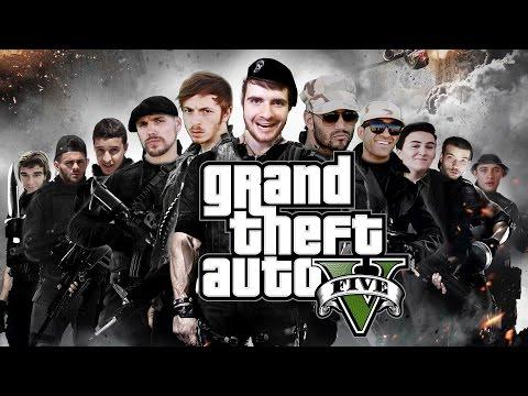 GTA V – In Real Life