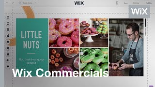 Business Owner Shows Comedian, James Veitch, His Stunning Wix Website