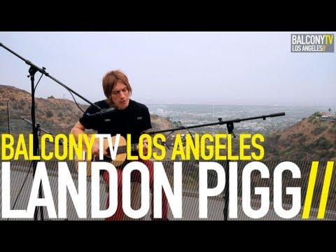 LANDON PIGG  FALLING IN LOVE AT A COFFEE SHOP BalconyTV
