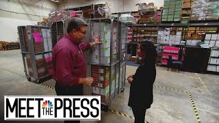 Inside The Florida Recount: Undervotes, Overvotes And Overseas Votes | Meet The Press | NBC News