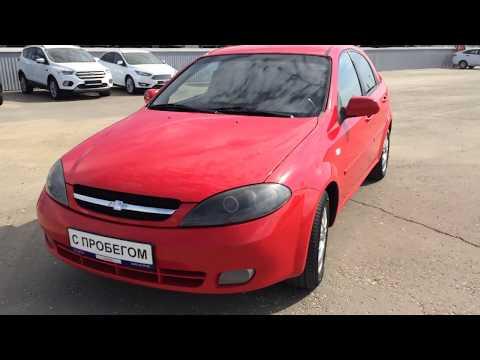 Купить Шевроле Лачетти (Chevrolet Lacetti) 2007 г. с пробегом бу в Саратове Элвис Trade