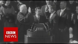 Oath of office  through the ages   BBC News