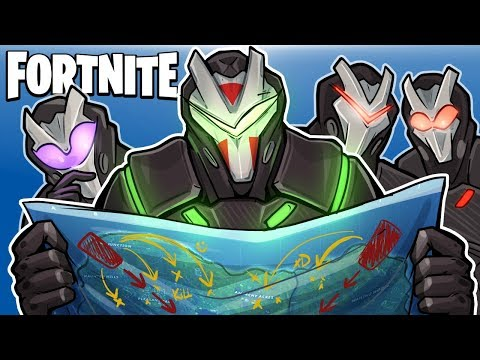 FORTNITE BR - SAVED BY MY CLONES!!!! (12 Player Teams) FINAL FIGHT!