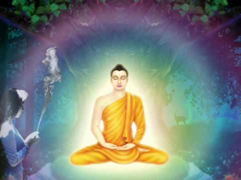 Em hãy lên chùa đi lễ Phật - Hoa Văn & Anh Bằng