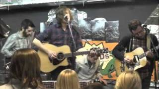 Tokyo Police Club - Bambi Acoustic - Live at Park Ave Cds