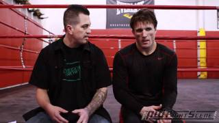Chael Sonnen UFC on FOX 2 Pre-fight Interview - January 12th 2012