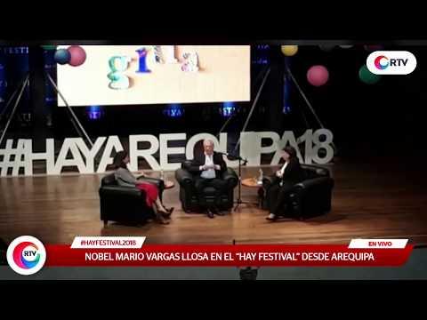 """Mario Vargas Llosa conversa el liberalismo y su ensayo """"La llamada de la Tribú"""""""