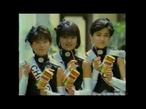 1984-1989 少女隊CM集