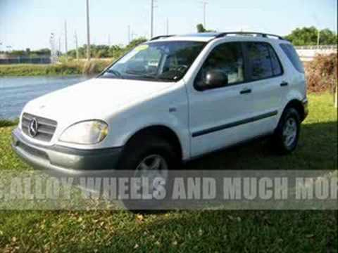 1998 mercedes benz ml 320 for sale youtube for Ml320 mercedes benz 1998