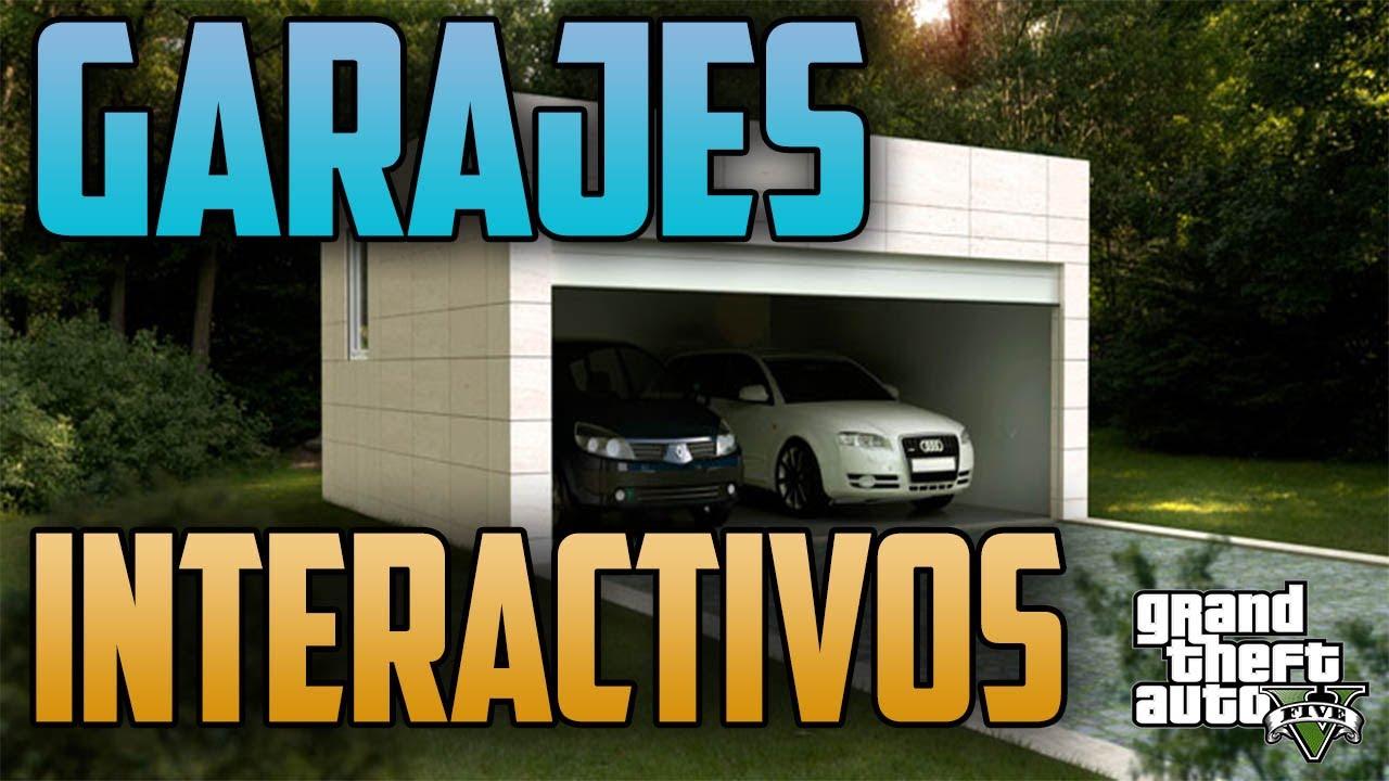 gta 5 online: garajes secretos interactivos (localizaciÓn) gta v