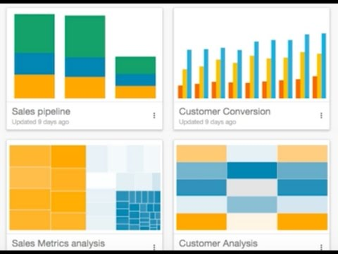 Amazon QuickSight - Overview