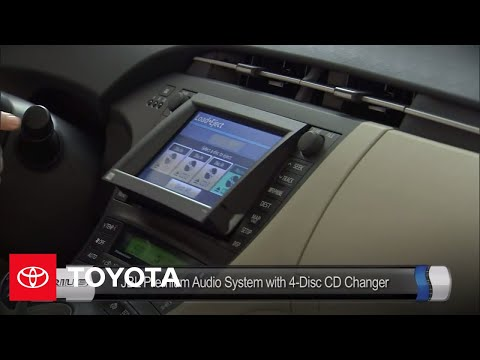2010 Prius How-To: Audio System | Toyota