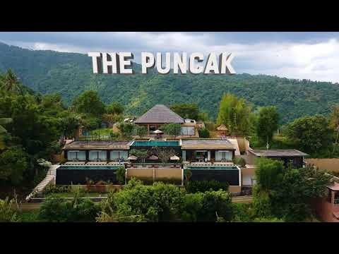 The Puncak , Lombok - exclusive boutique accommodation
