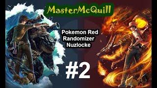 Faster Than Amazon Prime!   Pokemon Red Randomizer Nuzlocke Episode 2