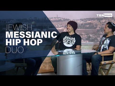 TBN Israel   Mati Shoshani interviews Hazakim