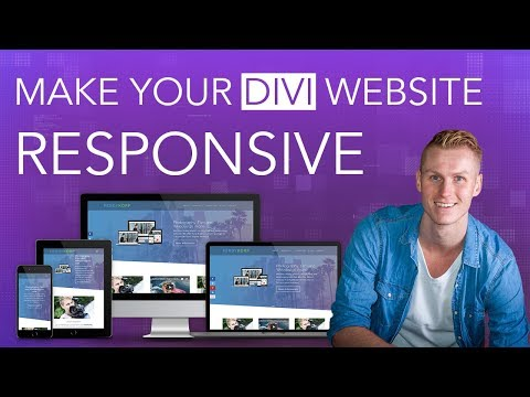 Optimize Your Divi Website For All Devices