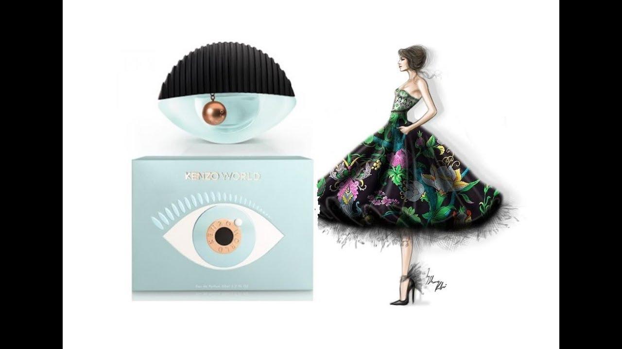 Reseña World Perfume Kenzo De xrdtshCBQ