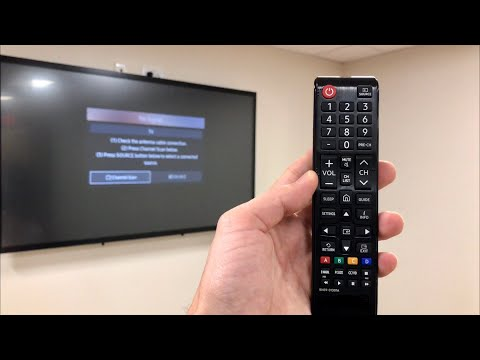 How to turn off Hospitality Mode on hotel grade TVs.