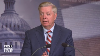 WATCH LIVE: Senate Judiciary Committee Chair Lindsey Graham to discuss Mueller report