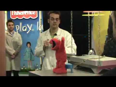 Elmo Live - Great Demonstration