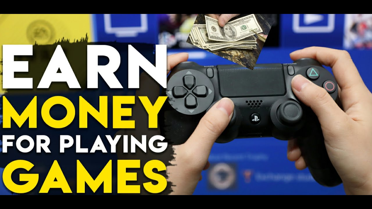 Play online games free earn money