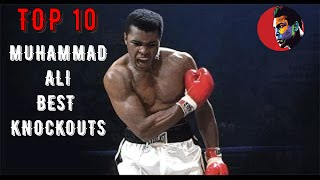 Top 10 Muhammad Ali Best Knockouts HD YouTube Videos