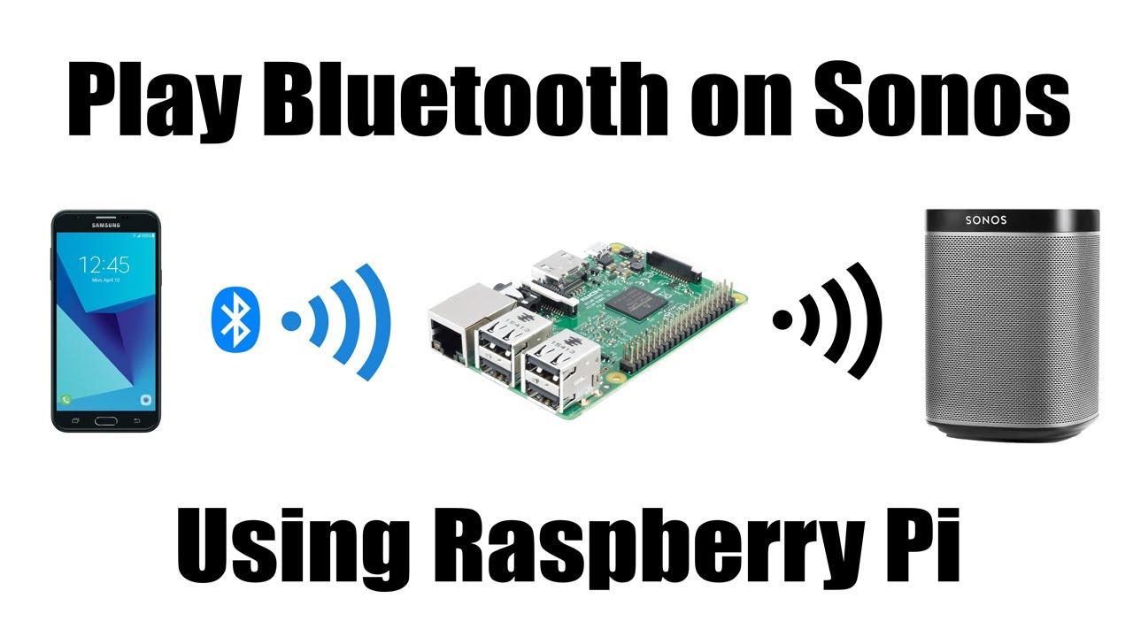 Play Bluetooth on Sonos Using Raspberry Pi: 25 Steps