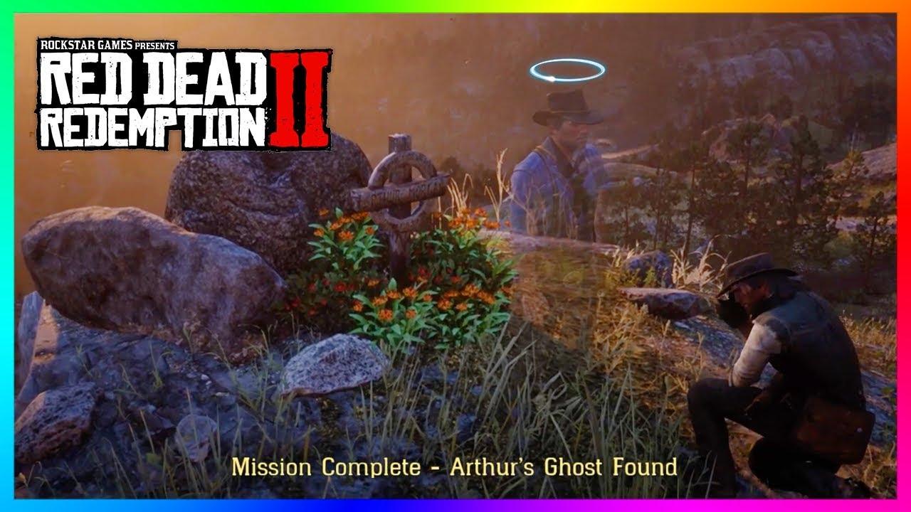 5 ALTERNATIVE Encounters Where John Marston Remembers Arthur Morgan In Red Dead Redemption 2! (RDR2) thumbnail
