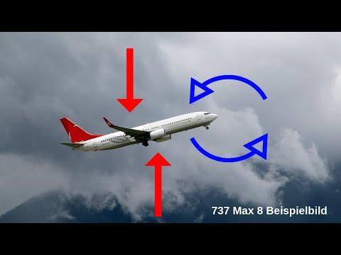 Boeing 737 Max Absturz