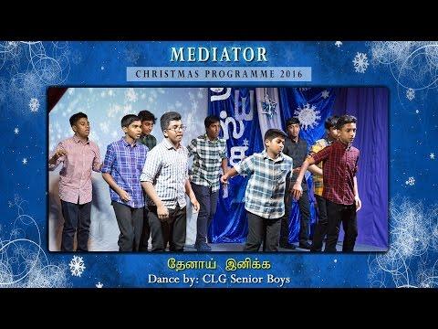 Senior boys - Thenai inikka