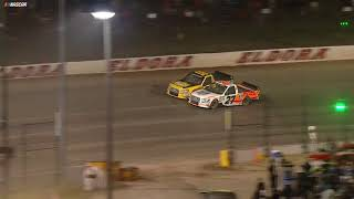 Enfinger Finishes Second At Eldora 'By A Bumper'