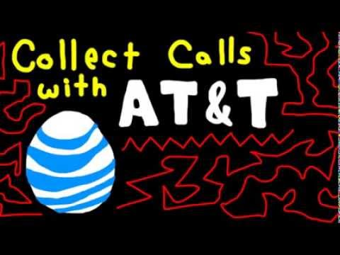 Collect Calls with AT&T