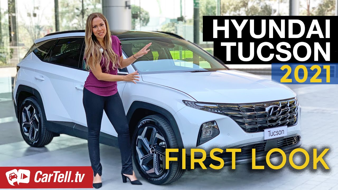2021 hyundai tucson first look | australia - youtube