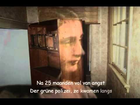 Het Achterhuis - Anne Frank - Benny Neyman