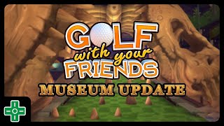 """Museum"" - Golf With Your Friends #14 