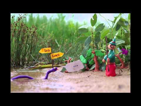 Lühifilm noortevahetusest Forest Tales: Snake and Eel
