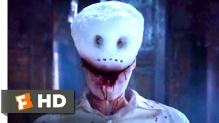 The Snowman (2017) - A Staged Suicide Scene (5/10) | Movieclips
