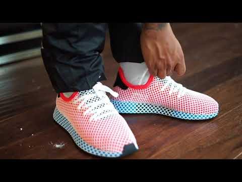 """adidas """"Deerupt Runner"""" (Dope or Nope)"""