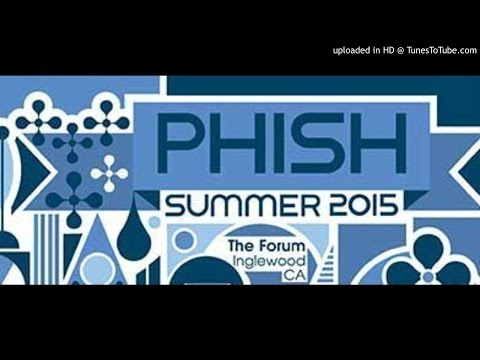 """Phish - """"Backwards Down The Number Line"""" (Forum, 7/25/15)"""
