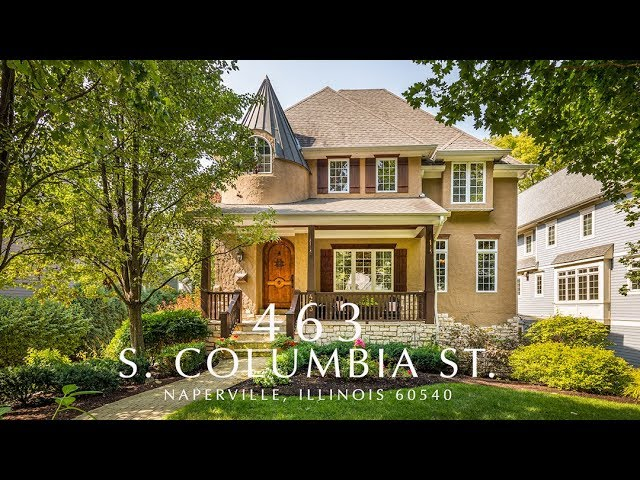 Welcome to 463 S. Columbia St.  Naperville, IL 60540