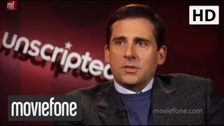 Unscripted with Steve Carell and Tina Fey